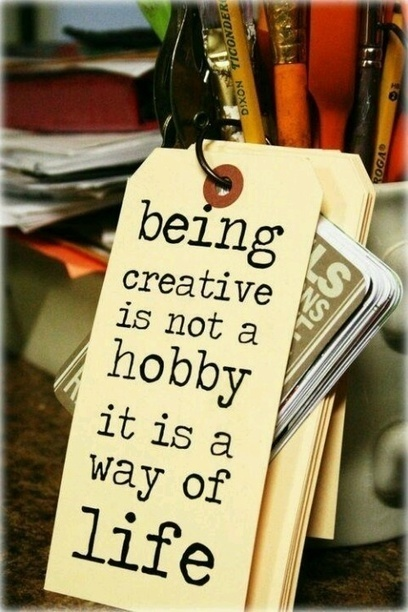 5 Ways to Boost Your Creativity | Carrie Hensley | All About Coaching | Scoop.it