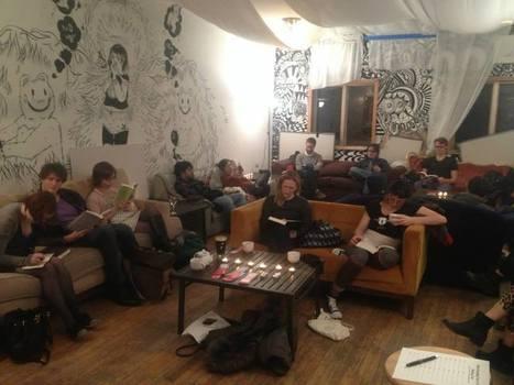 Exercice collectif de lecture individuelle en silence   Idées d'animations   Scoop.it