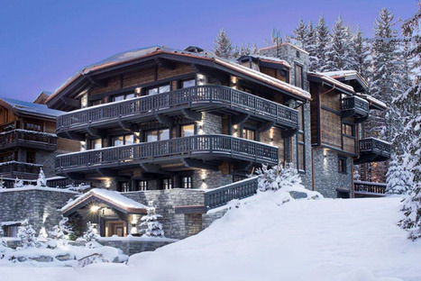 Exclusive Edelweiss Chalet Promises The Most Luxurious Stay In ... | courchevel | Scoop.it
