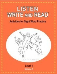 LISTEN, WRITE AND READ Sentences for Sight Word Dictation | English Language Teaching | Scoop.it