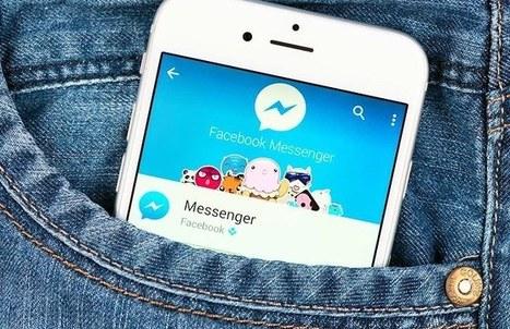Le plan de Facebook pour transformer Messenger | Nouvelles tendances, Innovation | Scoop.it