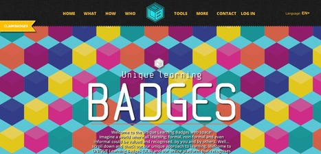 UNIQUE Learning Badges platform | 21st Century Technology Integration | Scoop.it