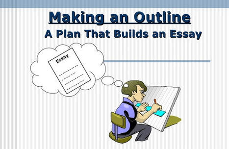 How to Create Excellent Essay Outline? | Assignment Service UK | Scoop.it