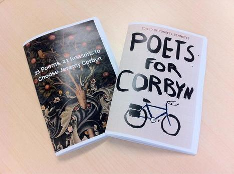 Essay in Berfrois magazine: '21 Poems: 21 Reasons For Choosing Jeremy Corbyn': Why I Put It Together | The Irish Literary Times | Scoop.it