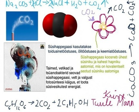 Tahvelarvutid, äpid ja keemia | IPhone ja IPad koolis | Scoop.it