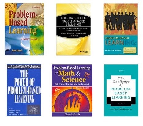 Problem-based Learning Explained for Teachers + 6 Great Books to Read ~ EdTech & MLearning | technology and leadership | Scoop.it