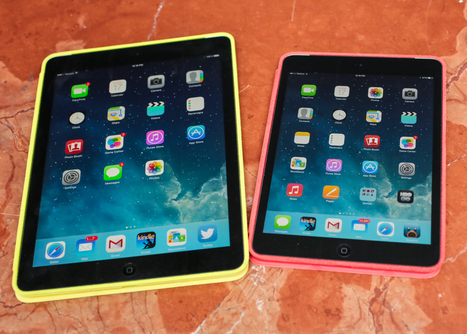 The first 10 things to do with your new iPad - CNET | Media Teaching | Scoop.it