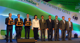 #CITES conference opens amid calls to combat #overfishing, illegal #logging and #wildlife crime   Seas protections   Scoop.it