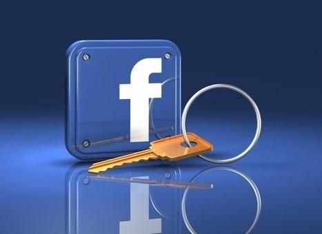 5 Facebook Profile Account Security Precautions | Marcom | Scoop.it