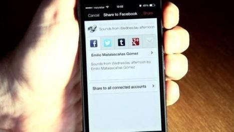 Cómo publicar una nota de voz en tu muro de Facebook | Sociedad | Scoop.it