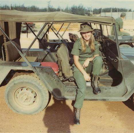 WELCOME HOME: Cedarville resident Pat McCorry spent more than a year as an operating room nurse in an Army  hospital in Vietnam | World at War | Scoop.it