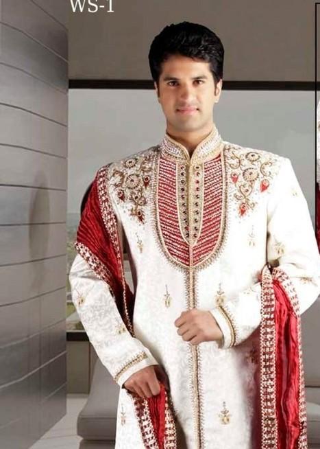 Wedding Sherwani | Ethnic Wear for men, UK | Scoop.it