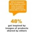 Infographie : Le social content, un puissant vecteur de vente | Curating ... What for ?! Marketing de contenu et communication inspirée | Scoop.it