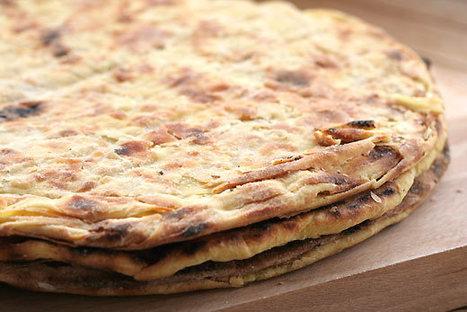 Crescia: Onion Flavoured Focaccia From Le Marche | Le Marche and Food | Scoop.it