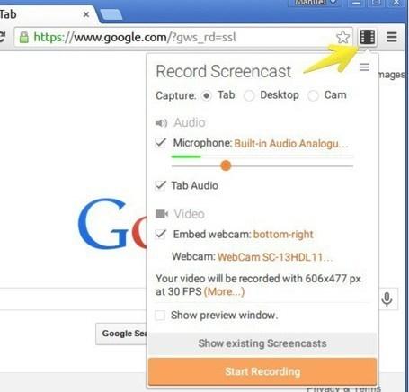 Screencastify. Enregistrez votre écran en vidéo – Les Outils Tice | NUMÉRIQUE TIC TICE TUICE | Scoop.it