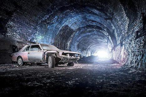 Urbex – Il découvre des voitures anciennes dans les souterrains de Liverpool | Exploration Urbaine | Scoop.it