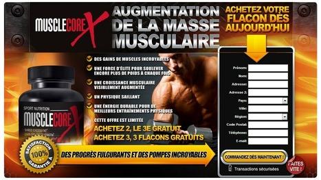 Muscle CoreX Revue- Obtenez Un Corps Maigre et Déchiré! | manage your muscle strength and endurance | Scoop.it