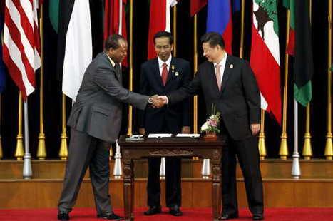 La Chine pourrait-elle se transformer par l'Afrique? | Identités de l'Empire du Milieu | Veille géographique | Scoop.it