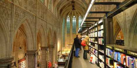 18 Bookstores Every Book Lover Must Visit At Least Once | Bibliophilia, Aestheticism, & Misc. | Scoop.it