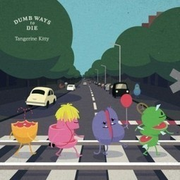 Video Melbourne Train Safety – Dumb Ways to Die | Mainly Social | Scoop.it