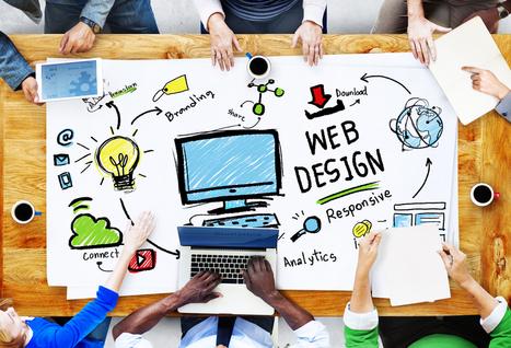 8 Tactics to Make Your Web Design Efficient and User-Friendly - The Next Scoop | Advance Link Building Tactics | Scoop.it
