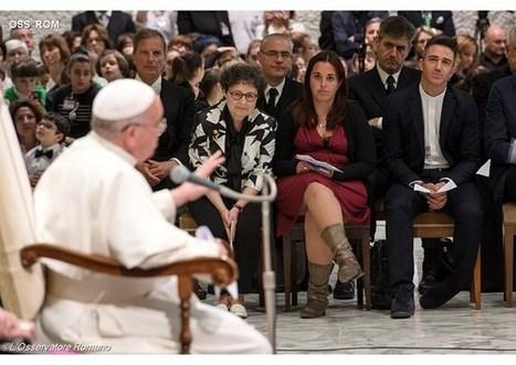 Tri priority pápeža Františka pre CVX - Spoločenstvo kresťanského života | Správy Výveska | Scoop.it
