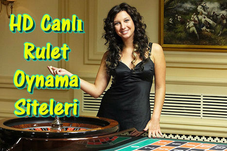 HD Canlı Rulet Oynama Siteleri | Casino Slot Kollu Makinalar, Casino Slot Hileleri | rulet | Scoop.it