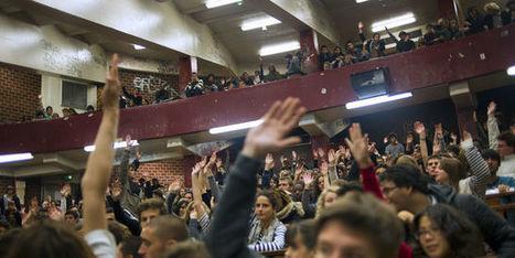 A Paris-I, un cours magistral de droit se réinvente sur Facebook | E-pedagogie, apprentissages en numérique | Scoop.it
