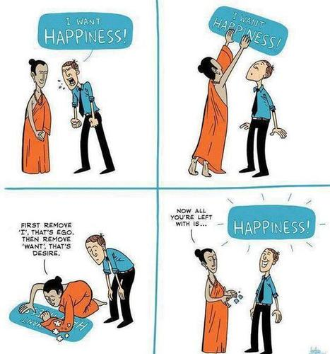 In mode of Unwanted Happiness | Online Buddhism | Scoop.it