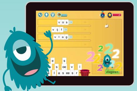 Leer spelenderwijs beter spellen   Sociale Media en school   Scoop.it
