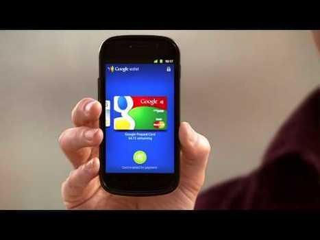 NFC, m-commerce et apps : le smartphone devient un porte-monnaie virtuel ! | E-commerce, M-Commerce & more | Scoop.it