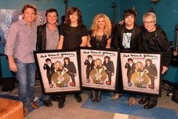 The Band Perry Presented Gold Plaques for 'Pioneer' - The Boot | Antiques | Scoop.it