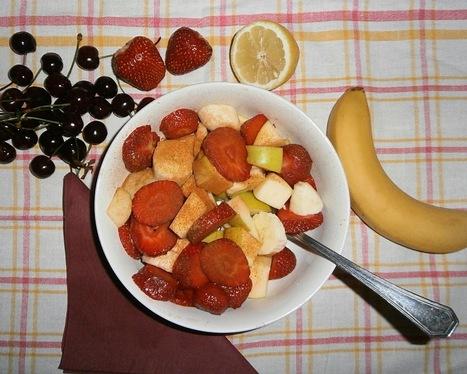 Beautyfineprint: Summer fruit salad recipe | Beauty | Scoop.it