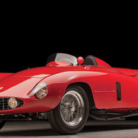 1955 Ferrari 750 Monza Spyder to be auctioned | Historic cars and motorsports | Scoop.it