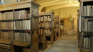 Démantèlement d'un trafic de livres rares à la bibliothèque Girolamini de Naples | BiblioLivre | Scoop.it