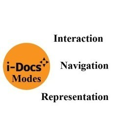 Basic distinction between representation, navigation and interaction modes. Interactive documentary modalities (I) | interactive documentary | Scoop.it