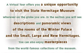 The State Hermitage Museum: Virtual Tour | Virtual Museum | Scoop.it