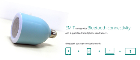 Buy Speaker Bulb Online, Remote Control LED Lights with Speakers   Social Community   Scoop.it