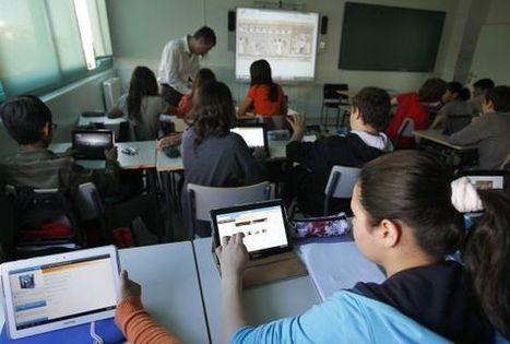 El instituto en la tableta | Notas de Gestión y Comunicación 2.0 | Scoop.it