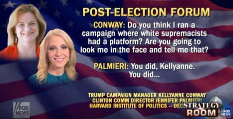 Kellyanne Conway Puts Jennifer Palmeiri In Her Place - Patriot Tribune | Conservative Politics | Scoop.it
