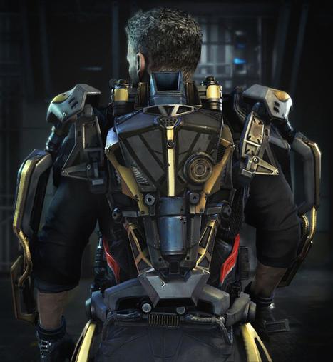 Call of Duty Advanced Warfare: Le Guide Multijoueurs | Actu PS4 | Scoop.it
