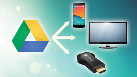 How to Stream Your Movie Collection Anywhere with Google Drive | Time to Learn | Scoop.it
