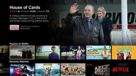 Netflix's $5 Billion Budget Sets Off an Arms Race in Cable | TV Trends | Scoop.it