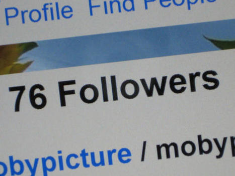 The One Tactic That Will Get You 1 Million Followers On Twitter   Digital-News on Scoop.it today   Scoop.it