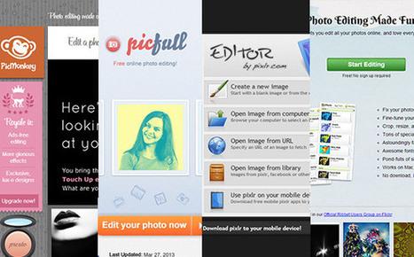 10 Free Online Photo Editors   Digital Imaging Class   Scoop.it