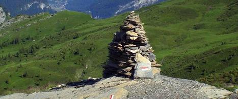 Ravitaillement pour un trek sur le GR5 | Balades, randonnées, activités de pleine nature | Scoop.it