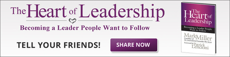 Leadership Character... More Caught Than Taught - Great Leaders Serve | leadership | Scoop.it