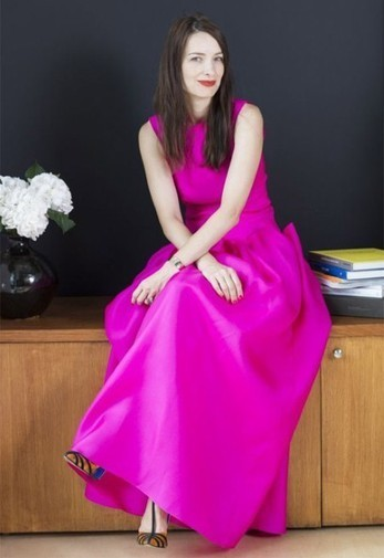 Lessons from the stylish: Roksanda Ilincic - Telegraph | Fashion Fetish | Scoop.it