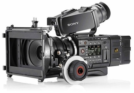 New Firmware v1.13 for Sony PMW-F5 & PMW-F55 | CineTechnica | Sony Professional | Scoop.it