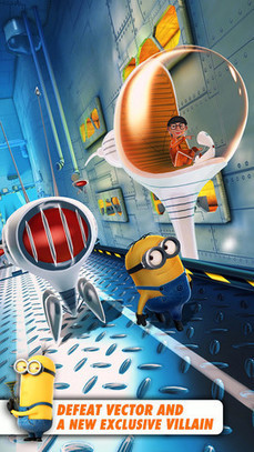 iOS Game of the Week - Despicable Me Minion Rush | Top 10 List | Scoop.it
